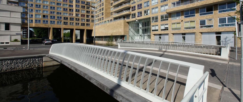 brug Laan van Spartaan Amsterdam