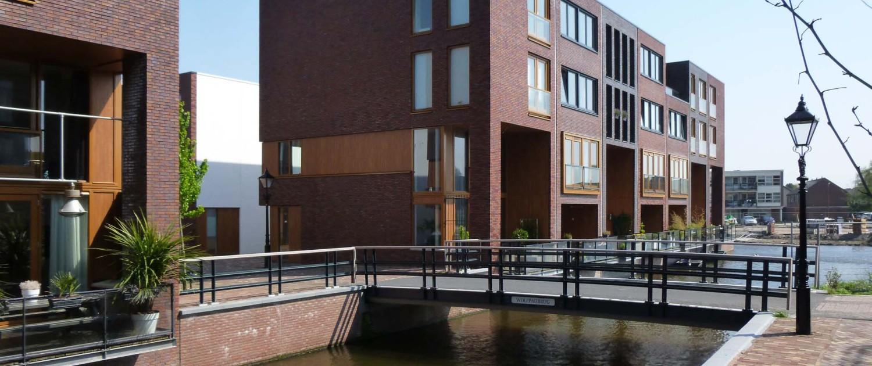 passantenhaven Schelphoek Alkmaar brug