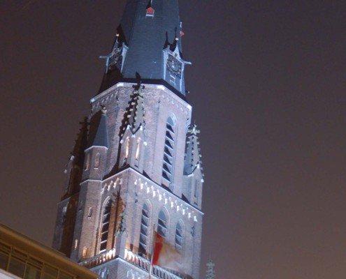 aanschijnen Sint Jacobuskerk Den Haag