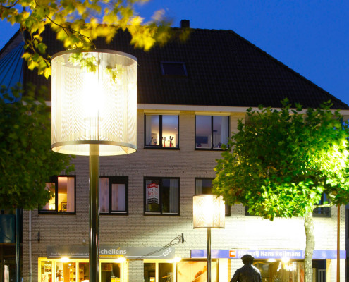 chique huiselijke verlichtingselementen met fraai lichtspel, ontwerp door ipv Delft