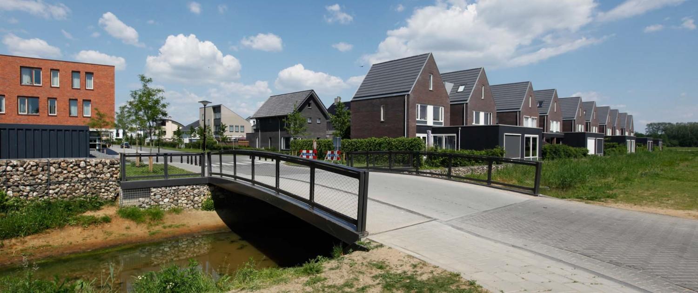 brug Spikvoorde Deventer betonnen plaatdelen
