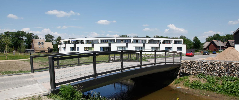 brug Spikvoorde Deventer passende uitstraling