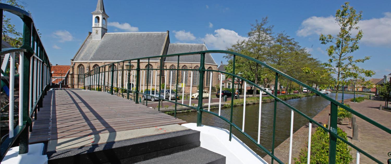 hofbrug schipluiden renovatieplan oorspronkelijke staat, brugontwerp door ipv Delft