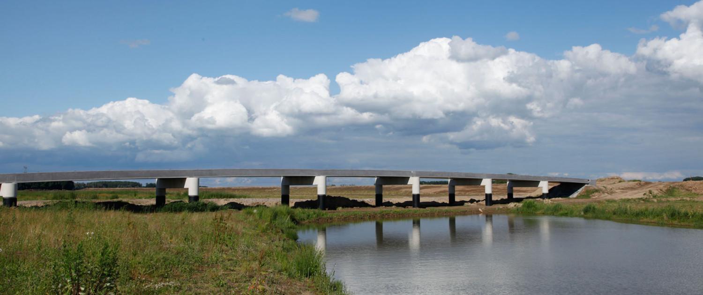 brug doorstromingsgebied transparant eerlijk oog voor natuur