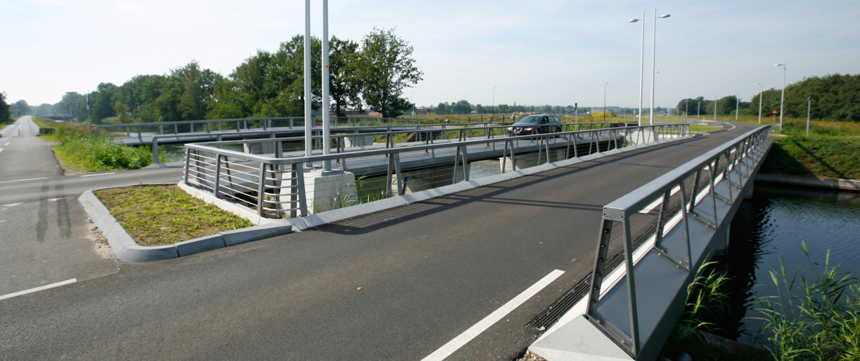 voetgangersbrug verkeersbrug fietsbrug NoordOostPoort Apeldoorn beweegbare aanpasbare basculebrug optie variantenstudie