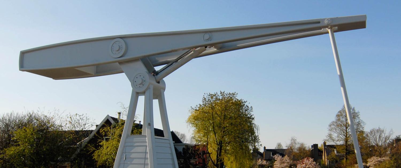 Jansen Venneboer en Heijmans De Derde Brug Abcoude ophaalbrug hameitoren functioneert als brugwachtershuisje
