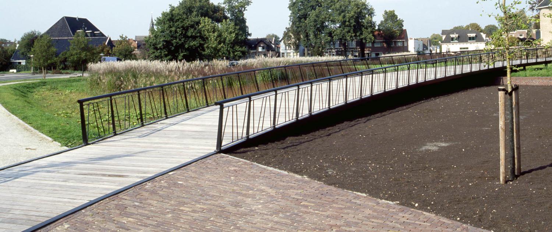 brug Weeshuiswijde Coevorden Roelofs onderbreking hekwerk