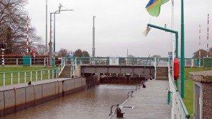 Friese Sluis beweegbare brug