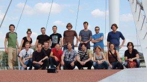 groepsfoto team ipv Delft vacature constructeur