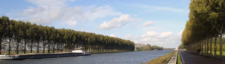 Amsterdam-Rijnkanaal, ipv Delft ontwerpt toekomstige fiets- en natuurverbinding