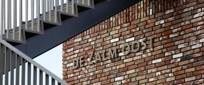 vogeluitkijkpunt De Zalm Oost, project van Ruimte Voor De Rivier, ontwerp door ipv Delft