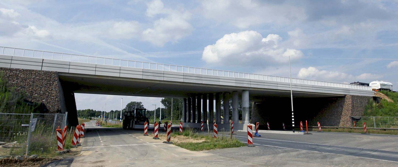 kunstwerken Buitenring Parkstad Limburg, ontwerp door ipv Delft