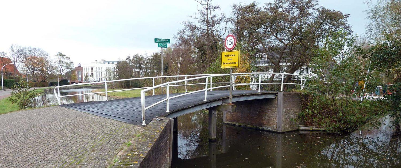 Kluisheulbrug Maasland renovatie, ontwerp door ipv Delft