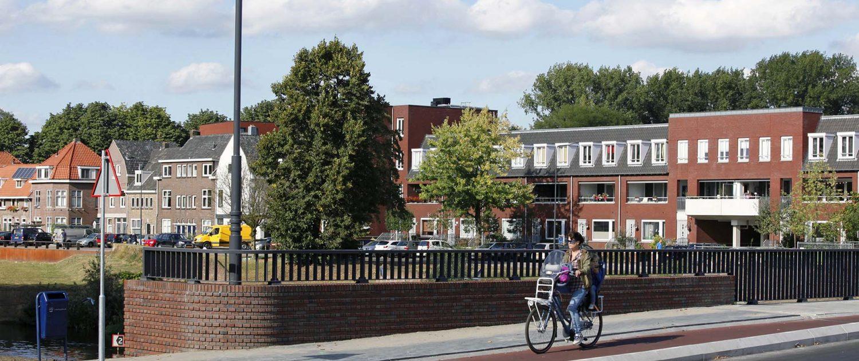 brugontwerp brugarchitectuur brugvormgeving fietsbrug verkeersbrug