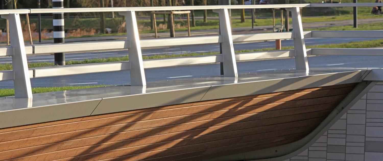Bamboe en Hekwerk Plesmanlaan Leiden Bio Science Park ipvDelft