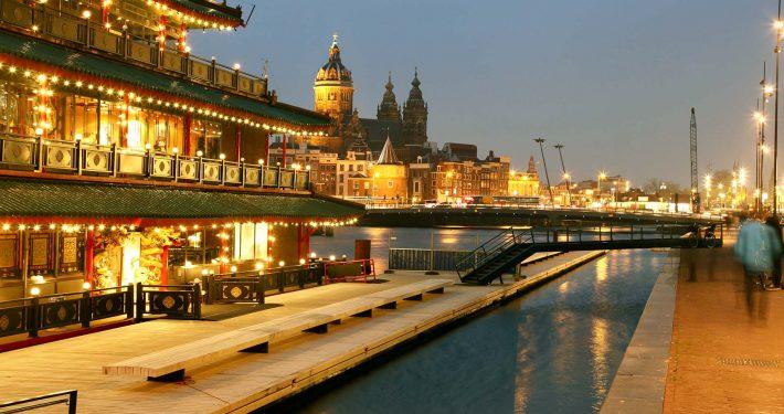 sint nicolaaskerk sea palace oosterdok engineering