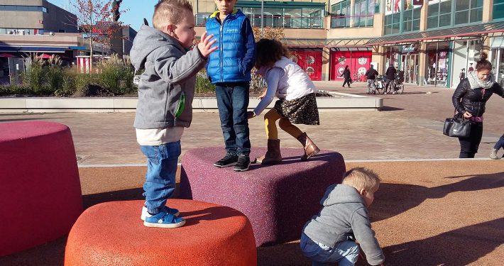 herinrichting Nieuwe Markt Roosendaal