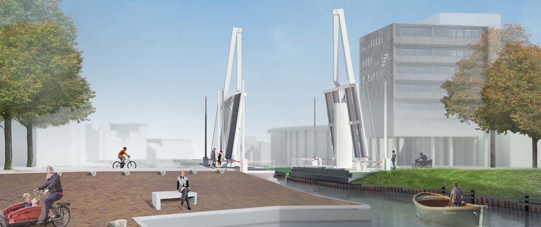 beweegbare brug brugconstructie BAM civiel ruimtelijke ordening