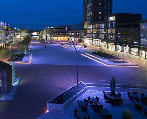 Nieuwe Markt Roosendaal, foto Timo Reisiger