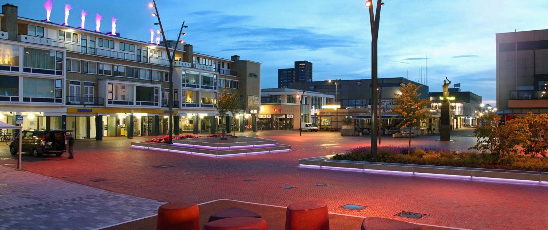 verlichting Nieuwe Markt Roosendaal