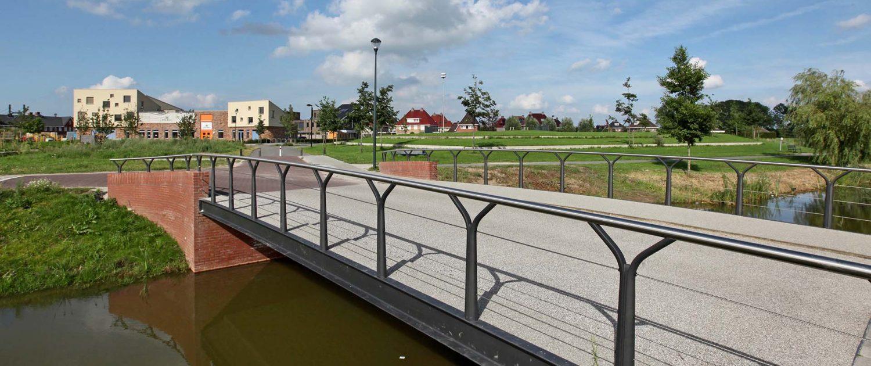 verkeersbrug Het Onderdijks Kampen, brugontwerp, ipvDelft