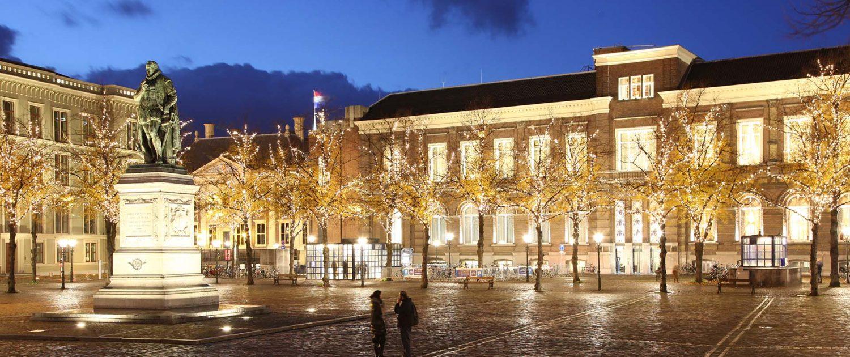 verlichting Plein Den Haag ipvDelft