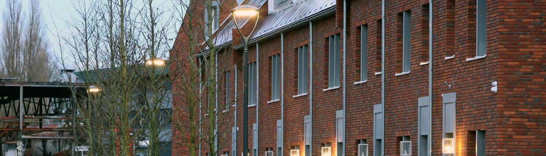 verlichting Schoemakerplantage Delft, Omego armatuur