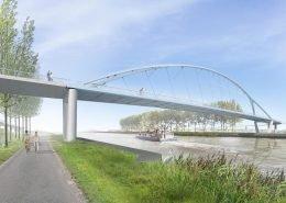 fietsbrug Nigtevecht FINAL ontwerp ipv Delft