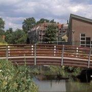 fietsbrug Boomgaarden Wageningen ipv Delft