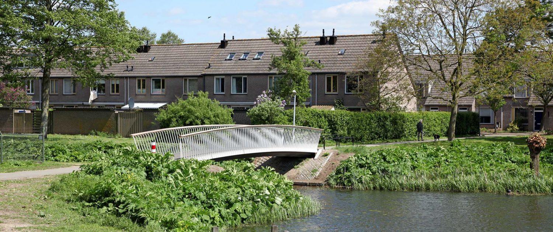 nieuwe standaardbrug Den Bosch, brugontwerp door ipvDelft