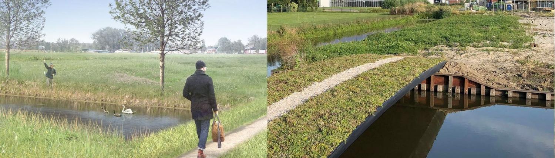 Groene Brug gerealiseerd in Pijnacker