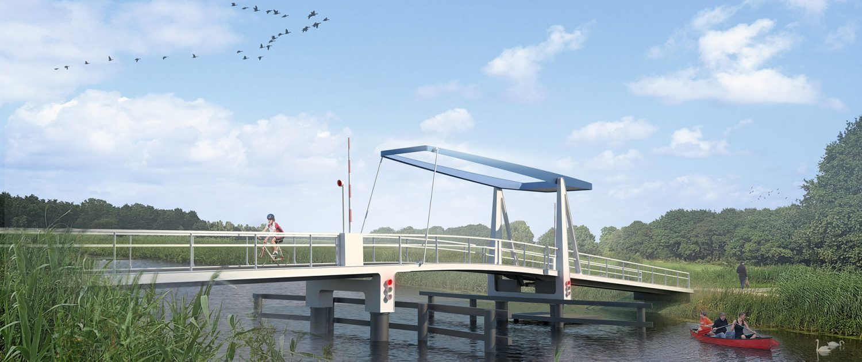 beweegbare brug Enkeerdbrug
