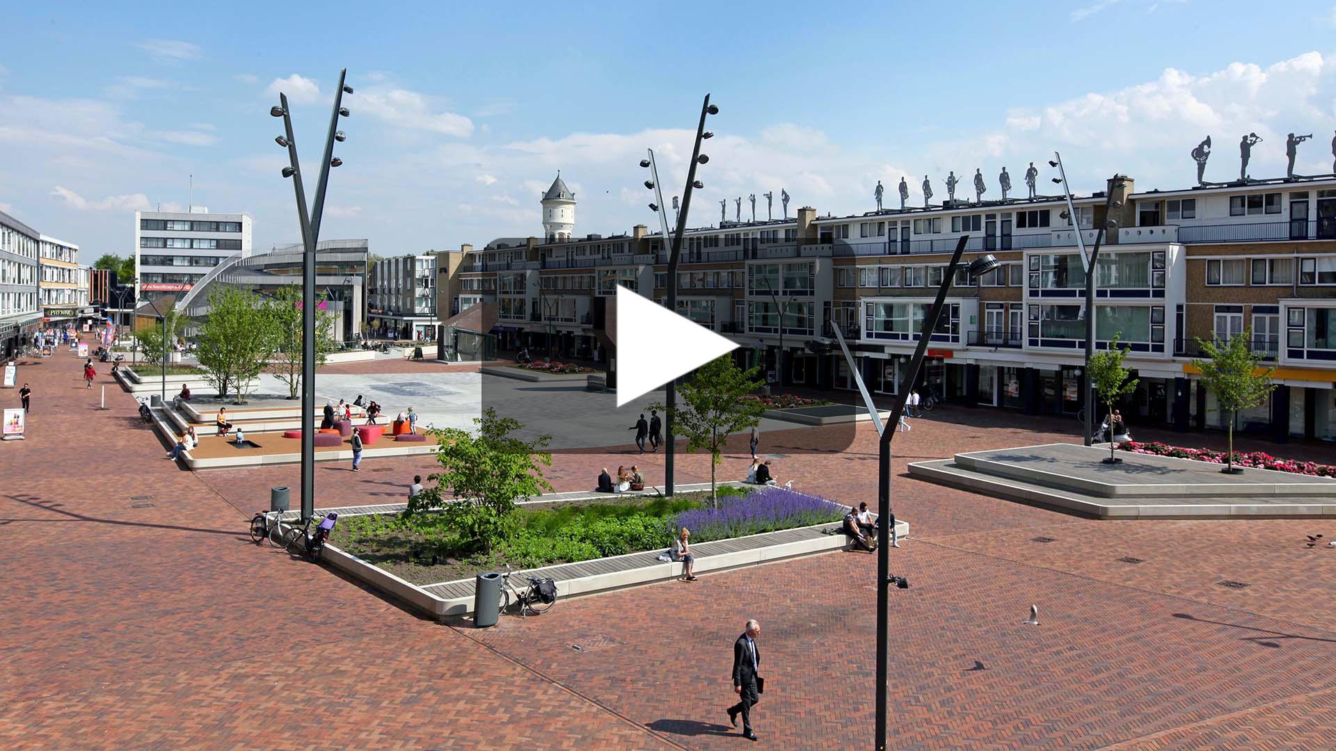 video-herinrichting-NieuweMarkt-Roosendaal