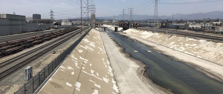 LA River project Jacobs Alta ipv Delft bike path gap closure