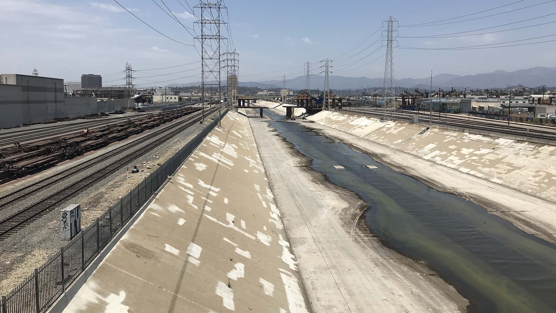 LA River project Jacobs Alta ipv Delft bike path gap closure