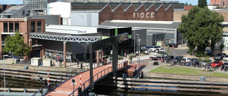 ophaalbrug Figee Waarderpolder Haarlem 2018