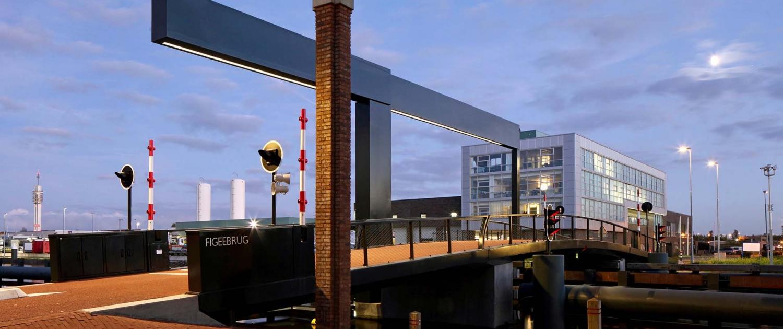 beweegbare-Figeebrug-Haarlem-bij-nacht-ontwerp-ipvDelft