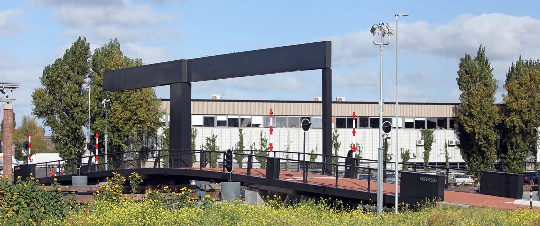 stalen-ophaalbrug-Figeeterrein-Haarlem-ipvDelft
