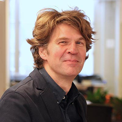 ontwerper ondernemer bruggenontwerper Gerhard Nijenhuis