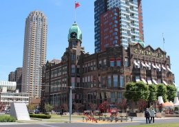 Hotel New York Rotterdam anno 2018