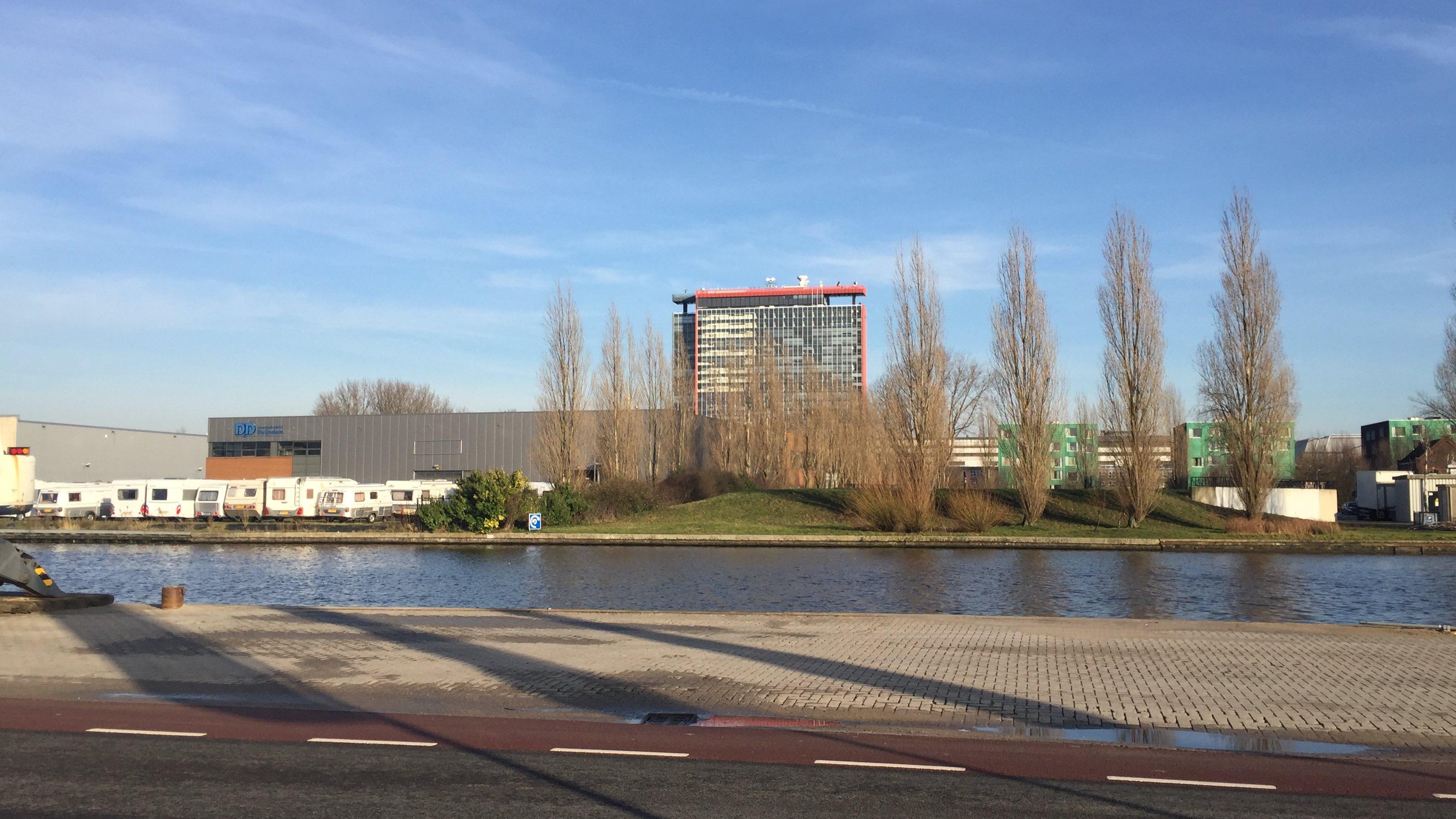 locatie Gelatinebrug