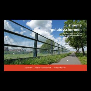 ipv Delft Brochure Slimme geluidsschermen