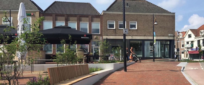 SLI.01 herinrichting Horecaplein Sliedrecht ipv Delft