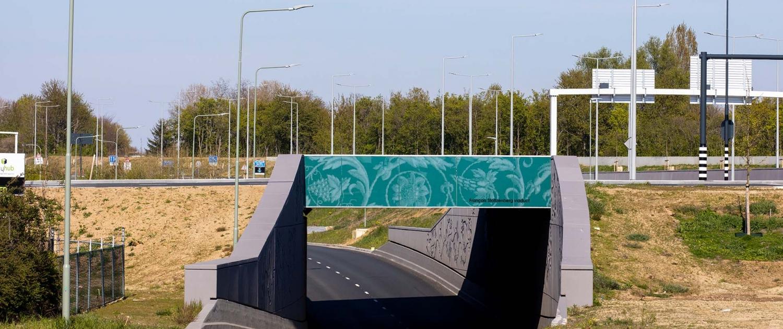 Roermond-N280-ontwerp-balustrade-Francois-Stoltzenberg viaduct