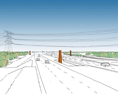 schets Tilburgse terugblikken voorjaar 2021