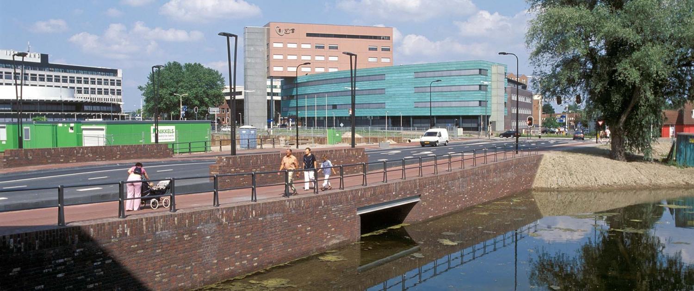 dambrug-Kazernestraat-Deventer-na-oplevering 2004
